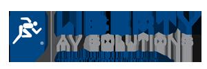 Liberty AV Solution logo