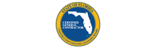 Certifiied Florida General Contractor logo