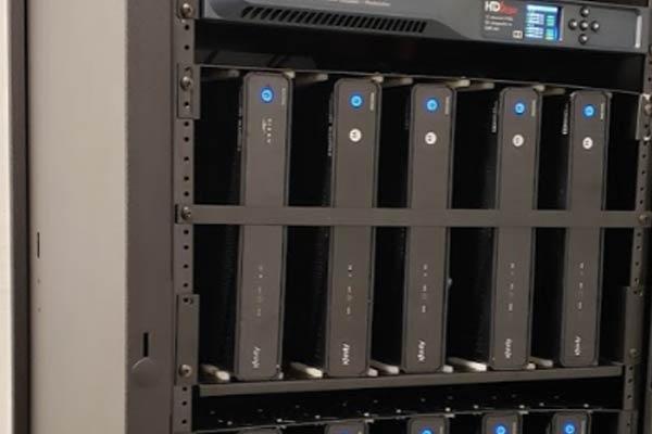 AV Rack equipment