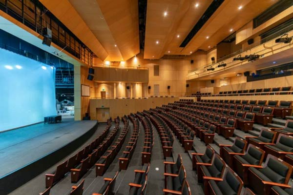 Performing Arts Center Sound System