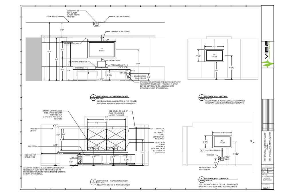 VIBE Design Development