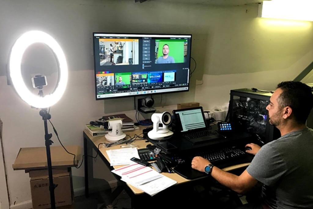 vMix Streaming setup